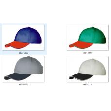 7 Parçalı lüks şapkalar